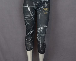 Marbled Yoga Pants